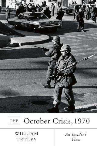 Tetley - The October Crisis